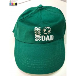 Gorras Personalizadas 100 unidades