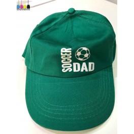 Gorras Personalizadas 300 unidades