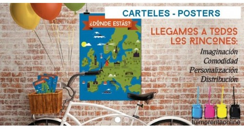 Carteles, Posters